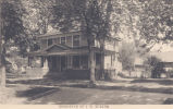 Cottage Grove Avenue, J. W. Turner Residence