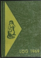 1969 Buena Vista University Yearbook