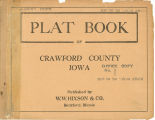Plat book of Crawford County, Iowa