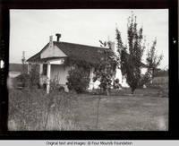 Bissell Cottage backside