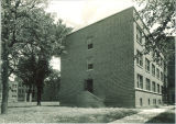 Addition to Hillcrest Hall, the University of Iowa, 1940