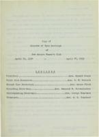 0117 Des Moines Women's Club Minutes 1934-1936