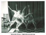 Cartwheel sequence, The University of Iowa, 1960s