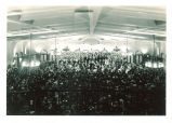 University Orchestra concert with choir and soloists at Iowa Memorial Union, The University of Iowa, 1930s?
