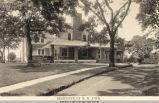 Grand Avenue, H. H. Polk Residence