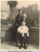 Bill, grandfather Rider and Frindy