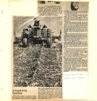 Hardin County Soil and Water Conservation District scrapbook, 1981 - 1983
