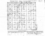 Iowa land survey map of t069n, r022w