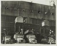 Trucks of Coal at Shuler Mine