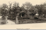Country Club Blvd, C. R. Prouty Residence
