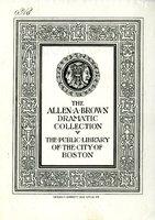 Allen A. Brown Bookplate