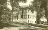 Doolittle Hall at Lenox College, Hopkinton, Iowa, March 22, 1909
