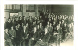 Students from classes of 1914 and 1915, The University of Iowa, 1914