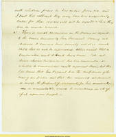 11.  Iowa Gov. Samuel J. Kirkwood to Lincoln regarding Gen. John Fremont's request for Iowa troops.
