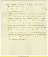 11.  Iowa Gov. Samuel J. Kirkwood to Lincoln regarding Gen. John Fremont's request for Iowa troops.