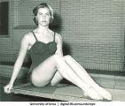 Ann Cooper, The University of Iowa, 1950s