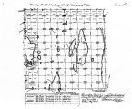 Iowa land survey map of t096n, r024w