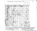Iowa land survey map of t068n, r036w