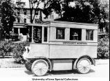 Ambulance, The University of Iowa, 1920s