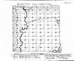 Iowa land survey map of t069n, r041w