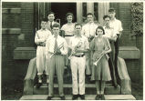 All-State brass players, The University of Iowa, 1930
