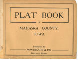 Plat book of Mahaska County, Iowa