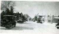 B Ave. in Kalona