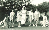 Dancers, The University of Iowa, 1920?
