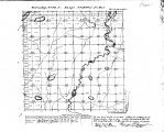 Iowa land survey map of t070n, r039w