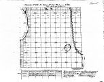 Iowa land survey map of t069n, r043w