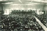 Orchestra concert in the Iowa Memorial Union, the University of Iowa, Februray 1928