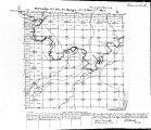 Iowa land survey map of t098n, r008w