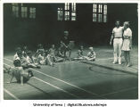 Children's gym class, The University of Iowa, 1938
