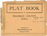 Plat book of Franklin County, Iowa
