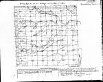 Iowa land survey map of t071n, r025w