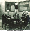 Alumni interviewed on WSUI, The University of Iowa, 1940s