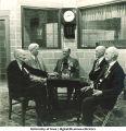 Alumni interviewed on WSUI, The University of Iowa, 1940s