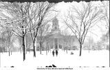 Old Capitol, The University of Iowa, February 3, 1896