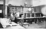 Geological Laboratory, Old Science Hall, The University of Iowa, December 13, 1899