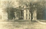 Schaeffer Hall viewed from the northeast, the University of Iowa, 1920s?