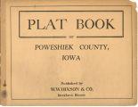 Plat book of Poweshiek County, Iowa