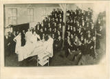 Surgical theater, the University of Iowa, 1890s