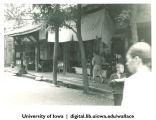Street scene, China, 1944