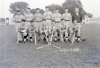 Collis Co. Baseball Team