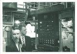 Printing press, The University of Iowa, 1955