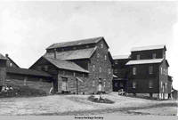 Flour mill, Amana, Iowa, 1910