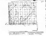 Iowa land survey map of t067n, r032w