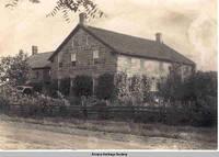 Graf kitchen, Amana, Iowa, late 1800s