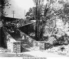 Steps near Law Commons, Iowa City, Iowa, 1936