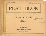 Plat book of Sioux County, Iowa